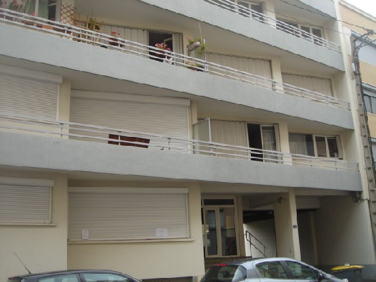 vente appartement CLERMONT-FERRAND 1 pieces, 42m